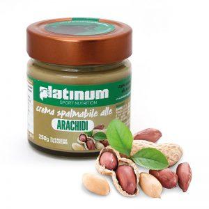platinum crema arachidi