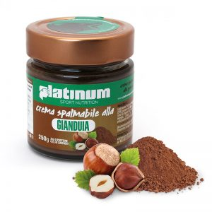 platinum crema gianduia